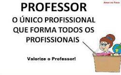 Valorize o Professor!