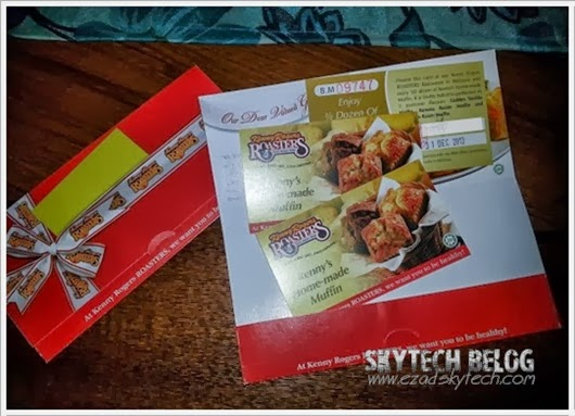 Home-made Muffin KRR Percuma