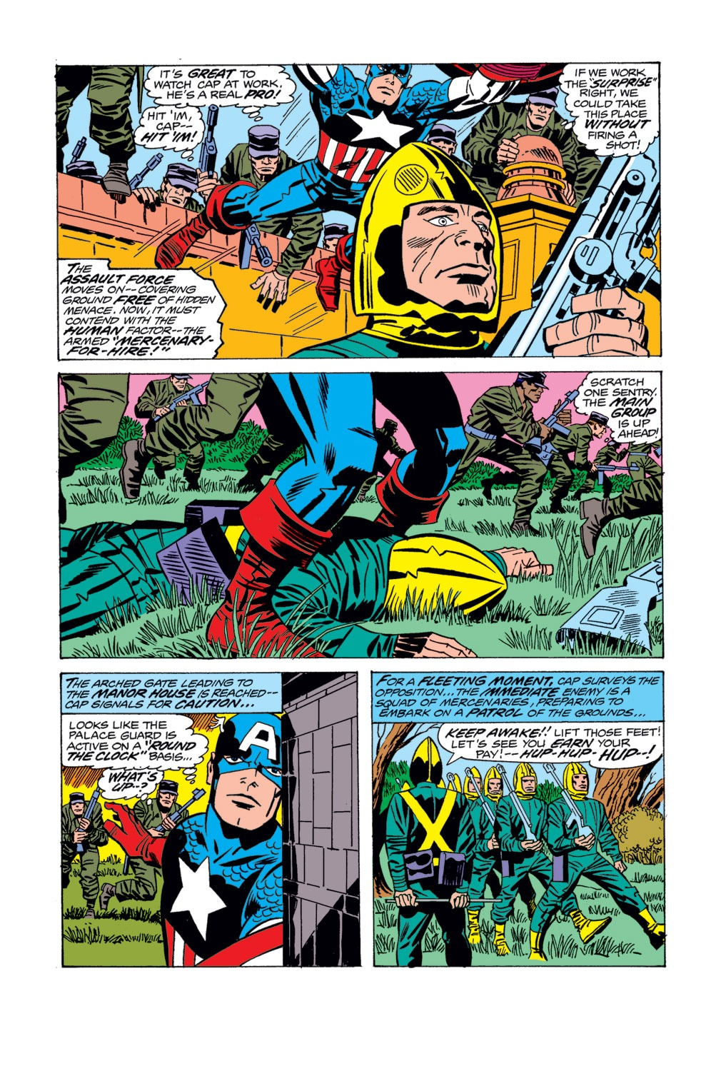 Captain America (1968) Issue #200 #114 - English 5