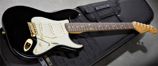 "John Mayer - Fender (""The Black One"") Stratocaster"