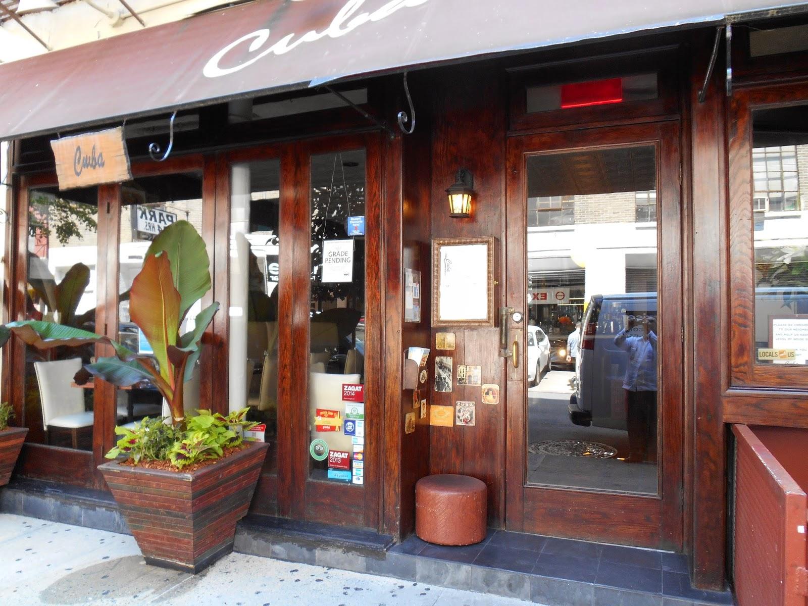 gourmet restaurants new york. cuba restaurant, new york city gourmet restaurants