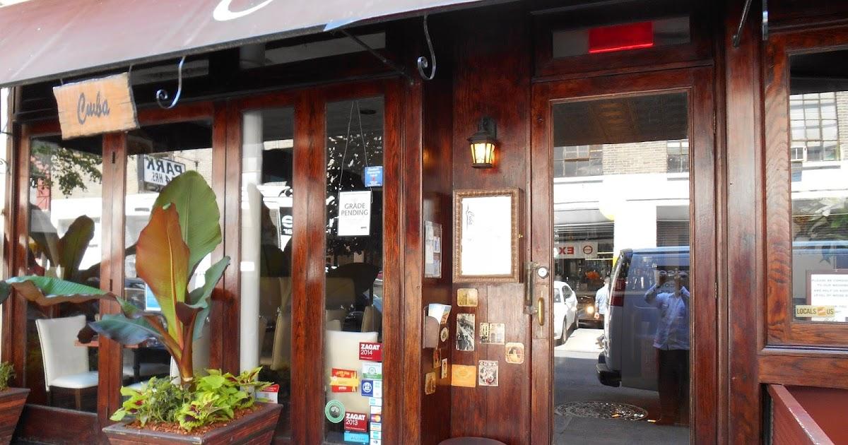 gourmet baron cuba restaurant new york city