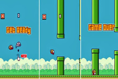 Main Game Flappy Bird di PC Gratis