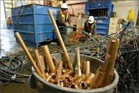 scrap copper price uk