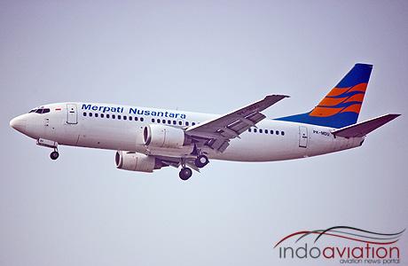 Merpati Nusantara 737-300