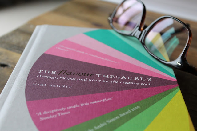 The Flavour Thesaurus - Qwerkity - Christmas Food Lovers Gift Guide
