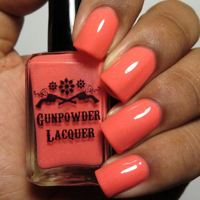 gunpowder lacquer sundaze