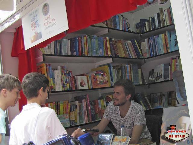 Dia 16: Madri (Espanha) - Calle Serrano, Feira do Livro e Missa