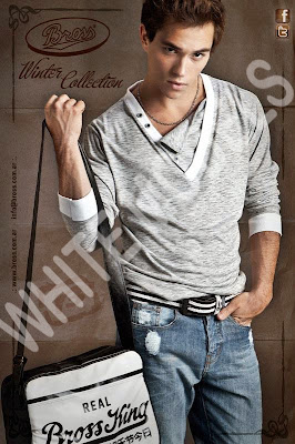 DAMIAN AT WHITEMODELS ARGENTINA FOR BROSS JEANS