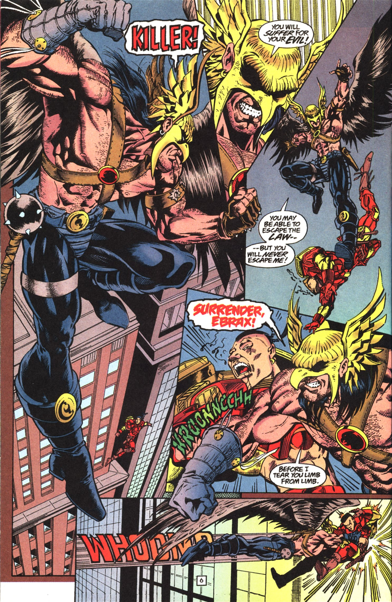 Deathstroke (1991) Issue #52 #57 - English 7