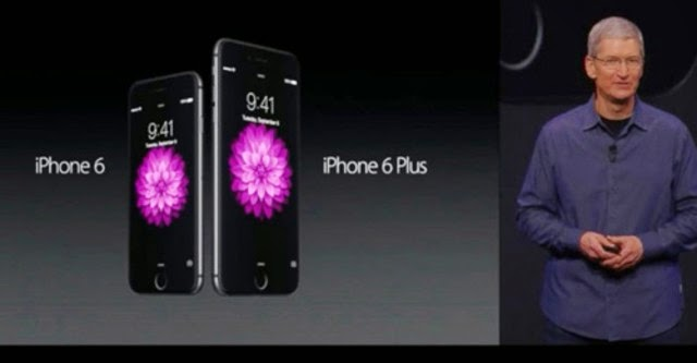 Apple thiệt hại 30 tỉ USD sau sự kiện giới thiệu iPhone...