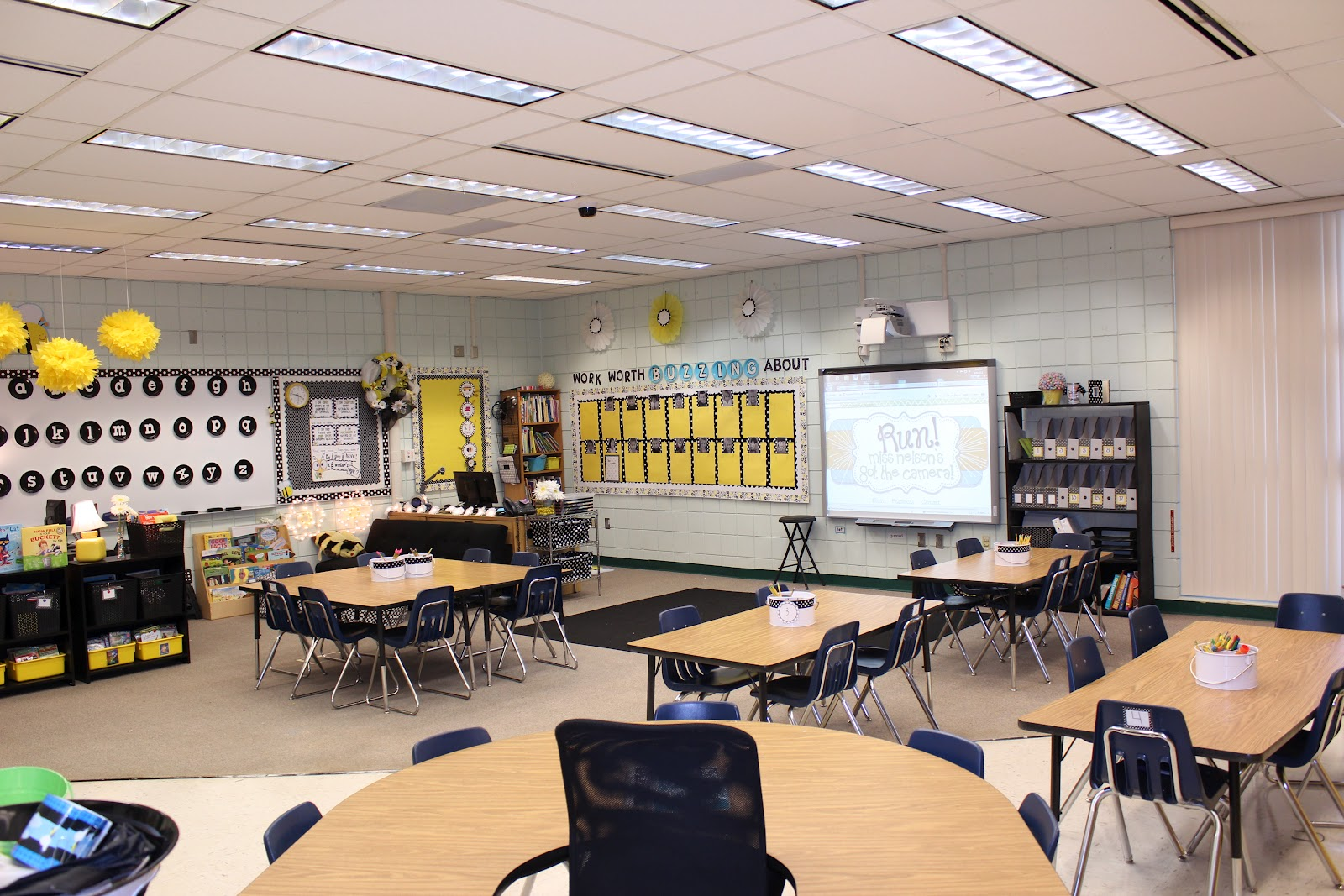 Classroom Ideas Second Grade ~ Check out miss nelson s second grade classroom tour the