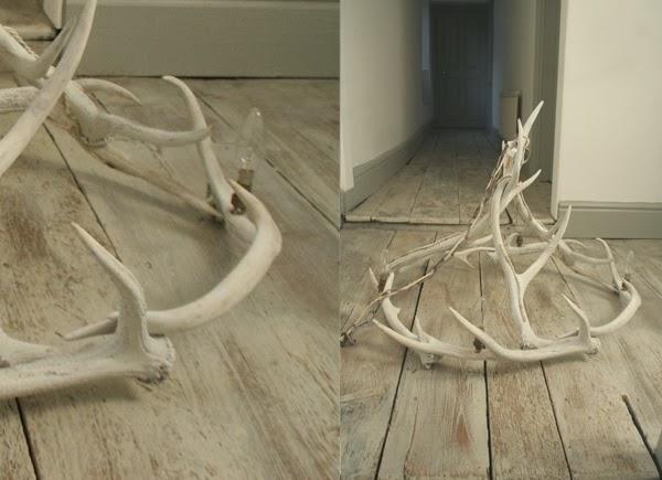 Bespoke Antler Chandeliers - Real Shed Antlers - Antler Chandeliers