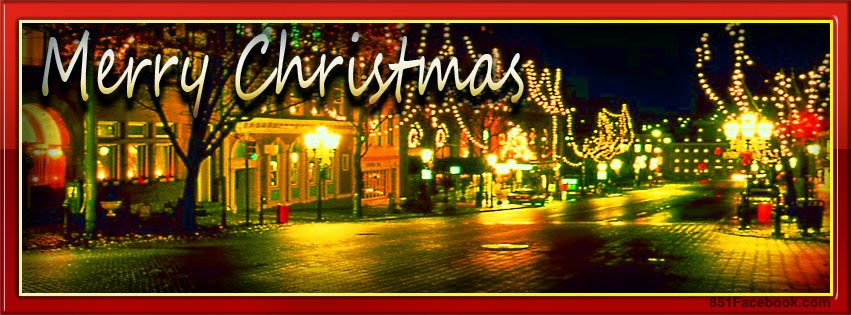 20 Beautiful Merry Christmas Facebook fb Timeline HD Cover Pics ...