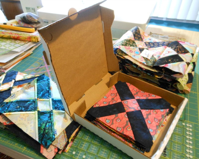 "CapitolaQuilter: Blogger's Quilt Festival: my Old Italian Block ""OIB..."