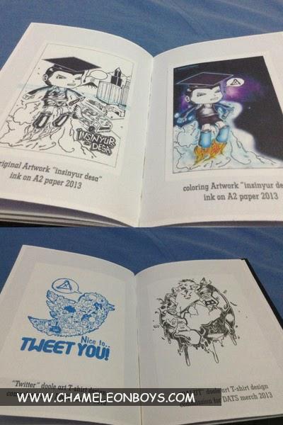 creative curriculum vitae by anggitabay