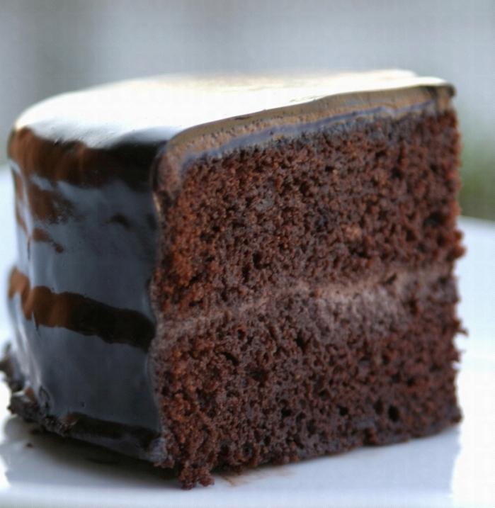 Recipe For Chocolate Sponge Cake
