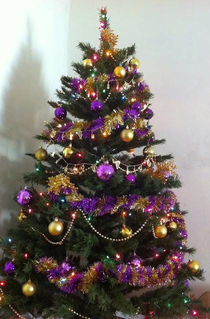 Ideashot arboles navide os - Arbol de navidad morado ...