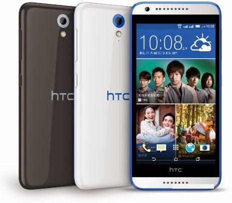 Harga HTC Desire 620 dan Spesifikasi Lengkap