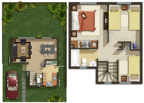Free Apartment Plans Designs