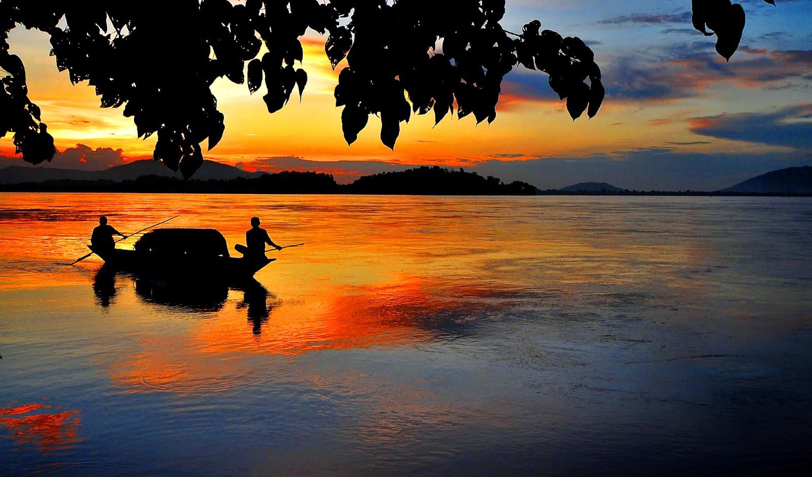Bangladesh wallpapers view print download beautiful evening bangladesh brahmaputra river full - Bangladesh wallpaper download ...