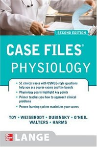 Case Files Physiology 2nd edition PDF