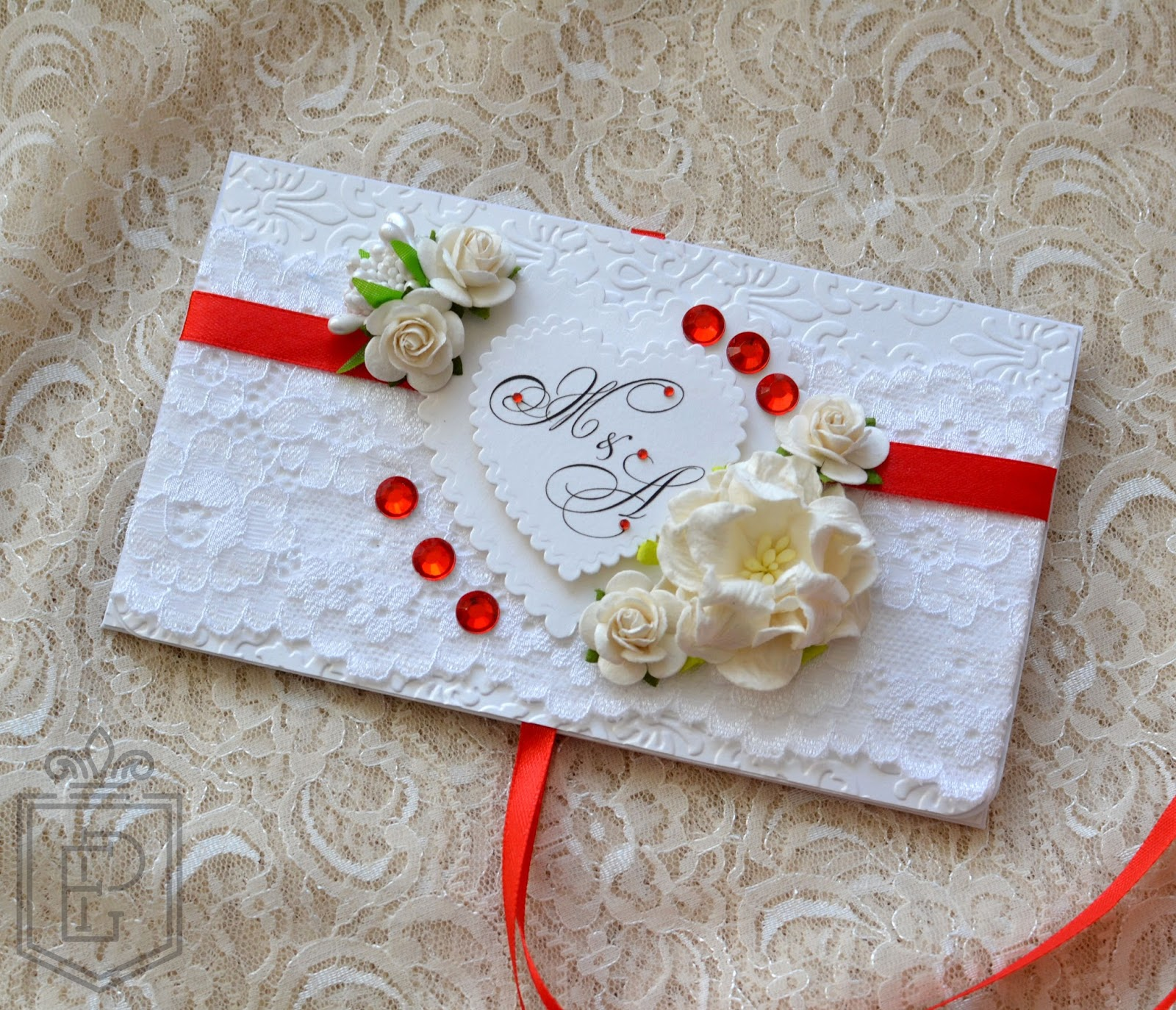Конверты на свадьбу своими руками