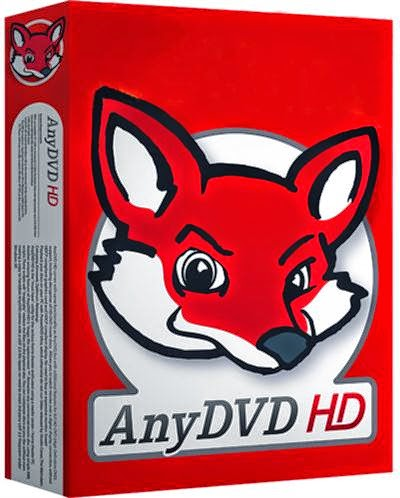 SlySoft AnyDVD HD 7.5.4.0 Final Full Version 2