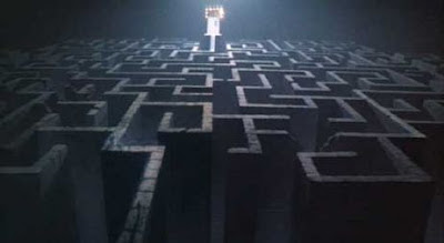 Maze from Time Bandits