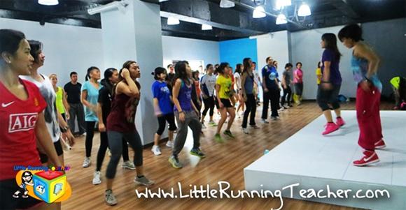 I am Aileen - 360 Fitness Club Quezon City Zumba Body Jam Classes