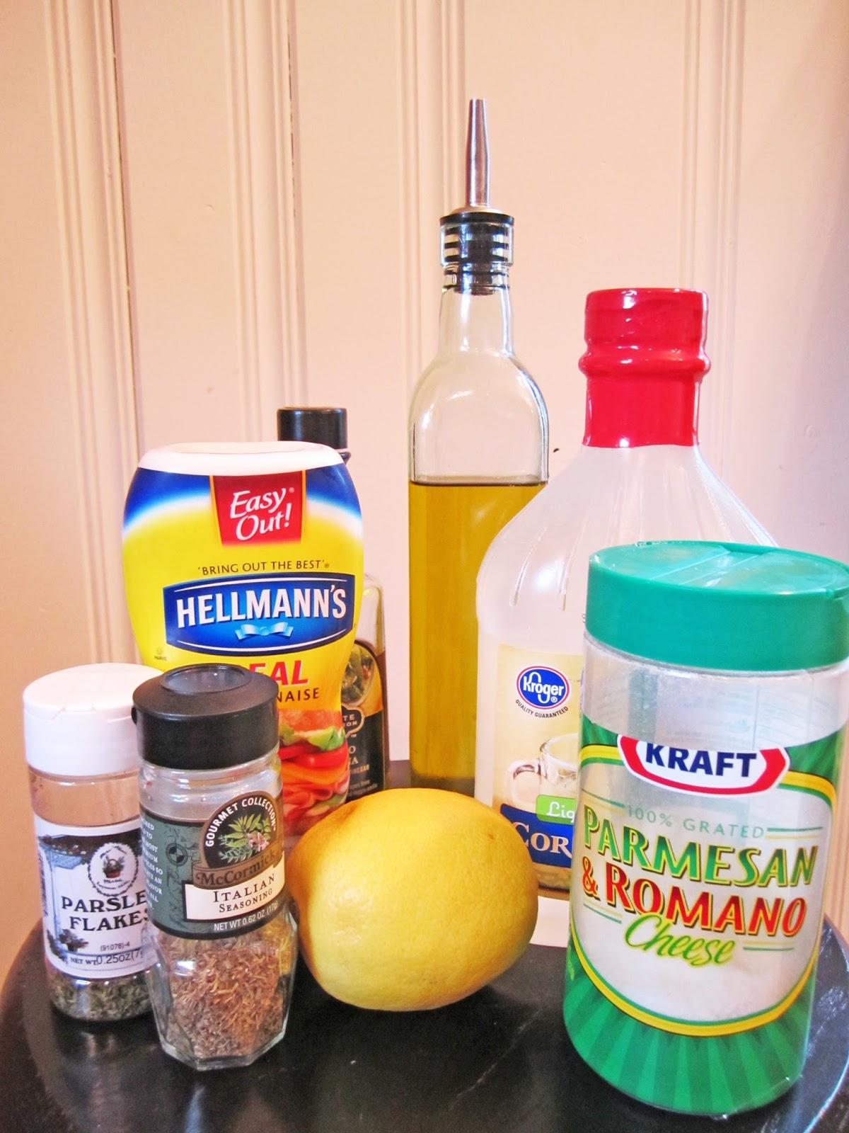 Tales From A Cottage Olive Garden Dressing Copycat Recipe
