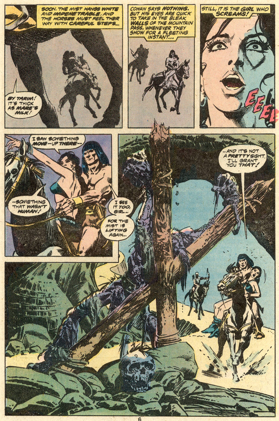 Conan the Barbarian (1970) Issue #87 #99 - English 5