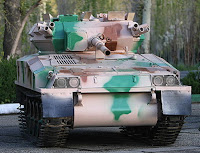 Tosan Light Tank