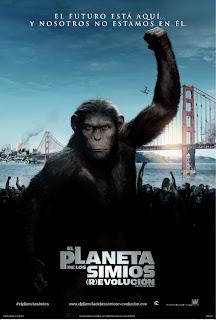 El Planeta de los Simios: (R)Evolución / El Origen del Planeta de los Simios Poster