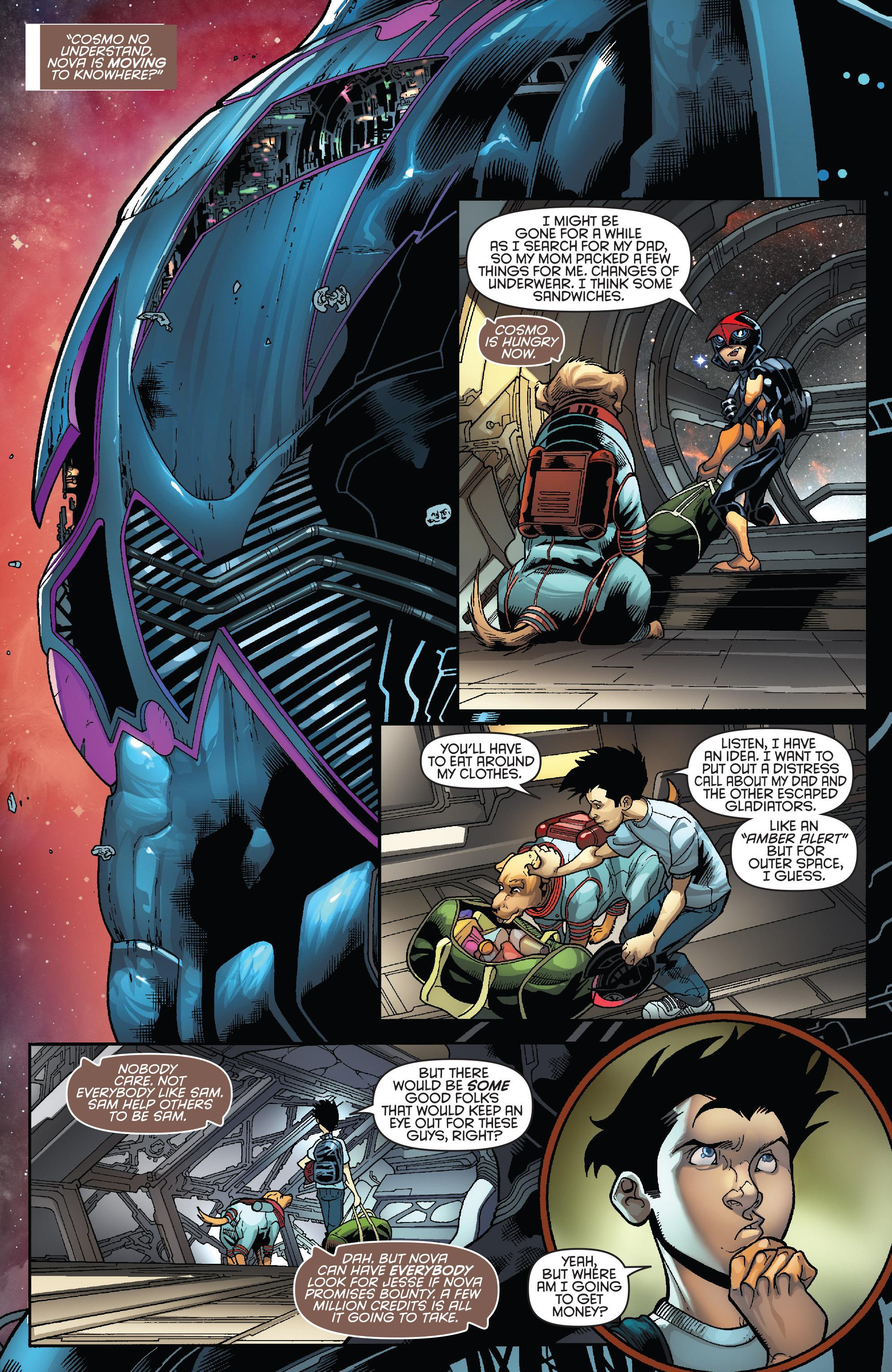 Nova (2013) - Chapter  29 | pic 9