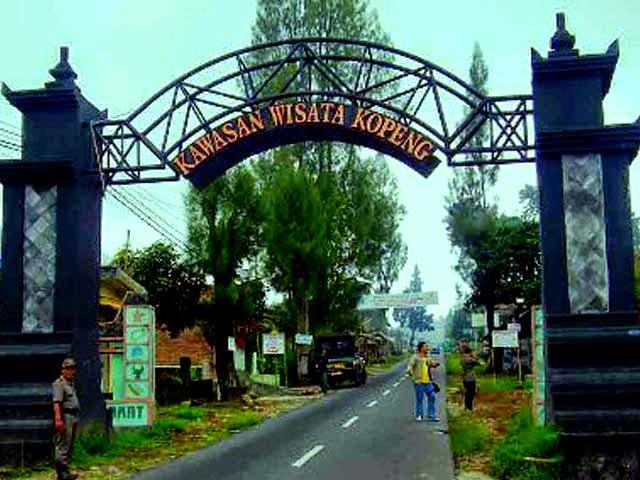 Wisata Magelang Jawa Tengah