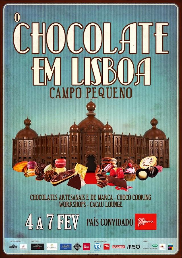 Divulgação: Campo Pequeno abre as portas ao melhor chocolate do mundo - reservarecomendada.blogspot.pt