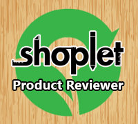 I'm a Shoplet Product Reviewer
