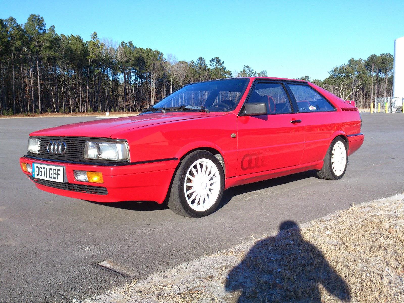 1987 Audi Quattro Gt Auto Restorationice