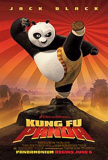 Cover, resensi film, film review, Kung Fu Panda / Kung Fu Panda 1 (2008)