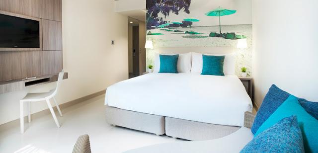 芭堤雅遨舍酒店 OZO Pattaya