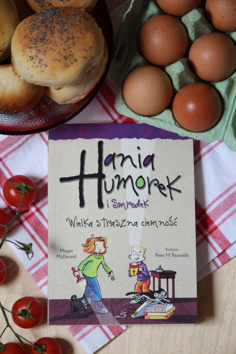 Wielka straszna ciemność - Hania Humorek