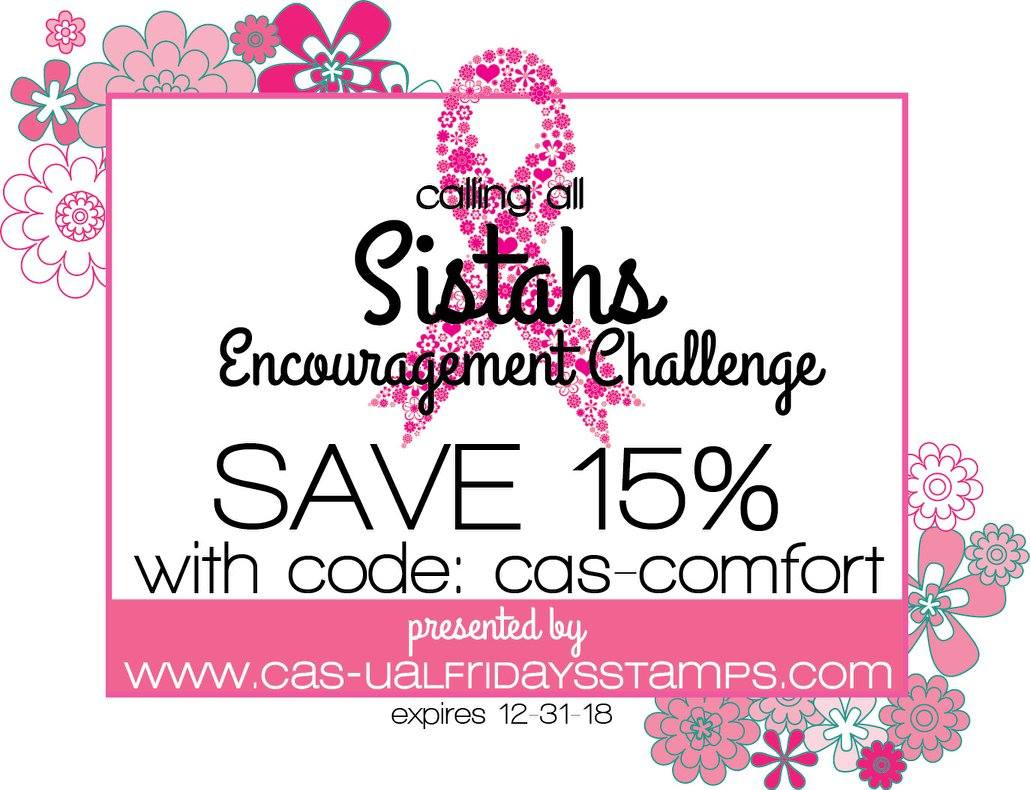 Calling All Sistahs Encouragement Challenge