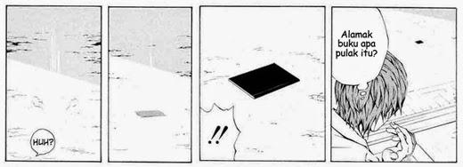 ada buku jatuh dari langit