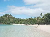 Dakak beach