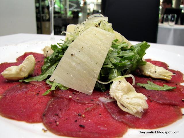Sassarosso, Best Italian Restaurant, Kuala Lumpur