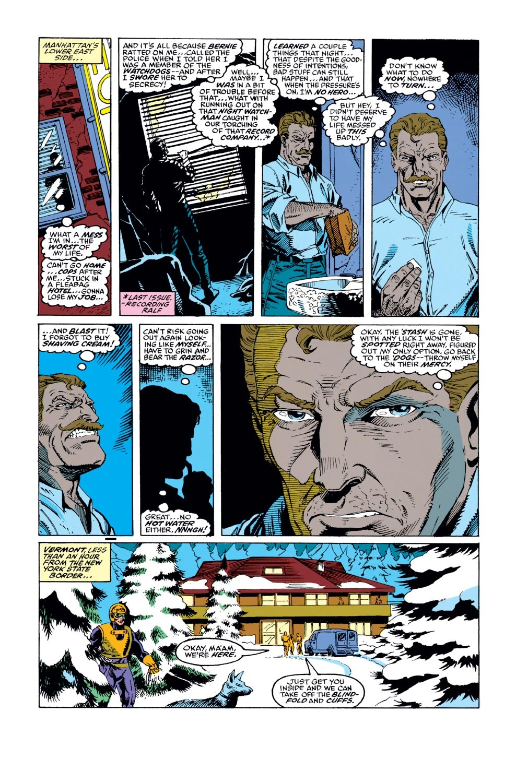Captain America (1968) Issue #386 #319 - English 8