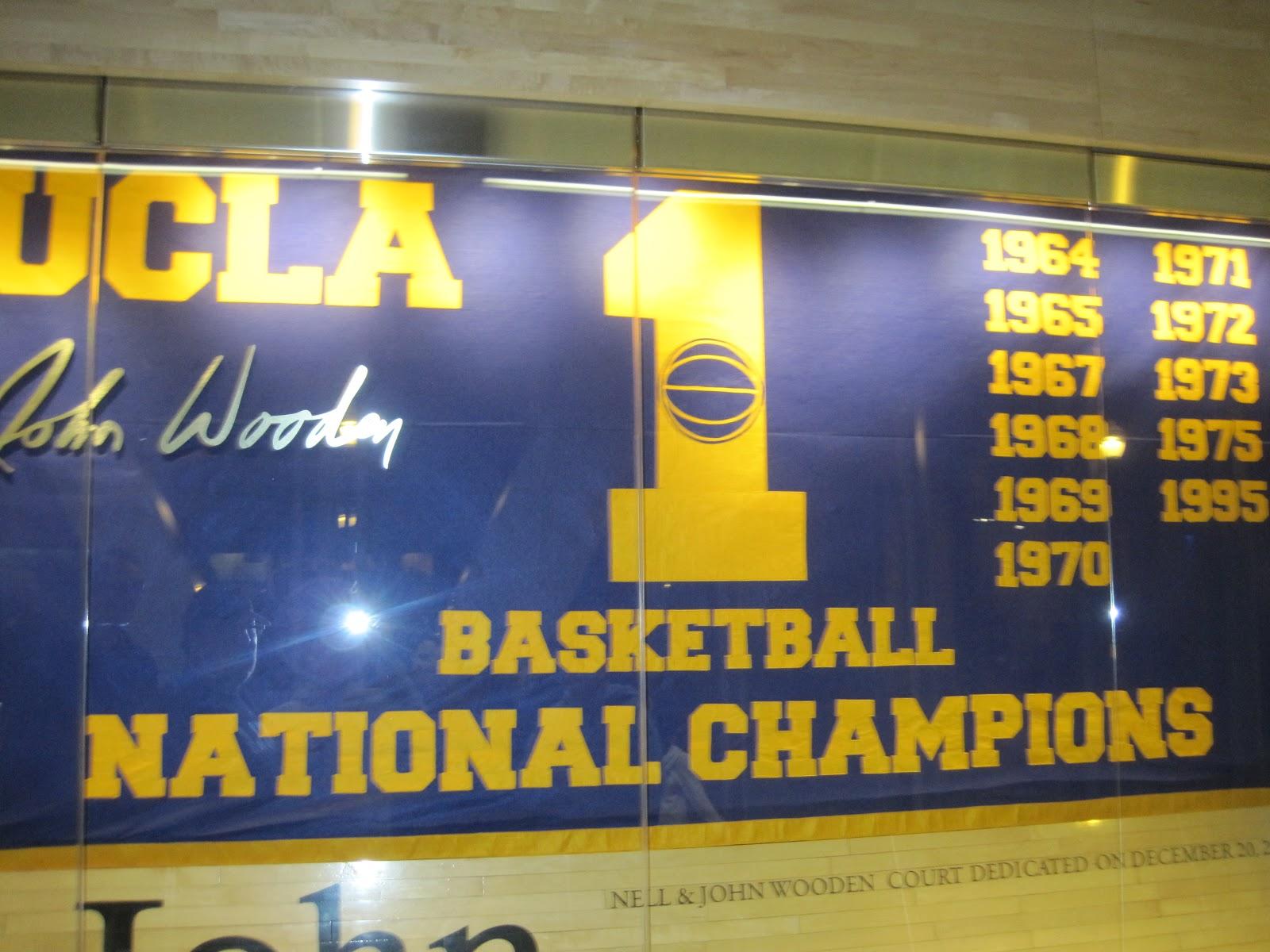 UCLA 11 Banners