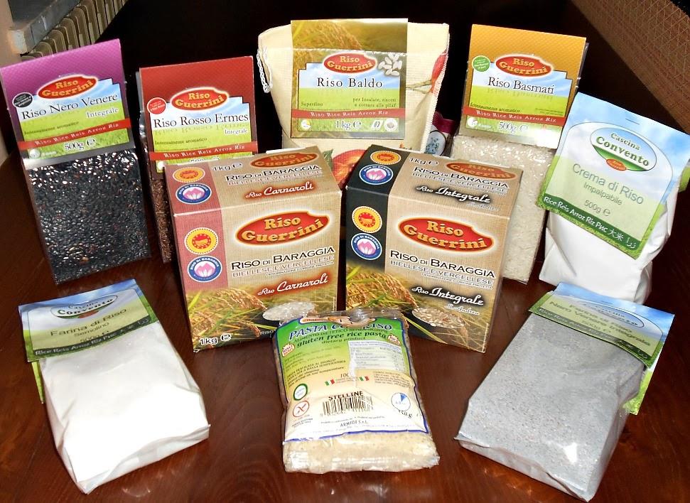 riso guerrini: il riso dop italiano
