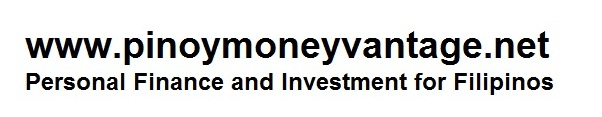 PINOYMONEYVANTAGE | Personal Finance in the Philippines
